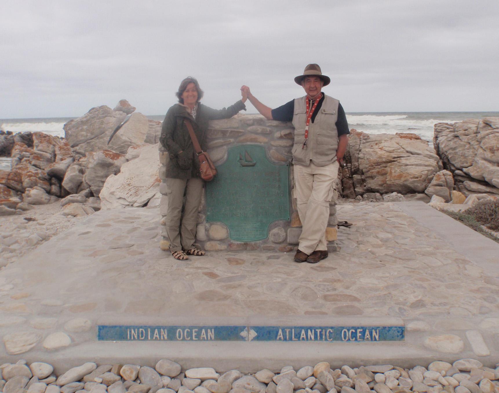 Cabo l agulhas en este lugar se juntan las aguas del for De donde se saca el marmol