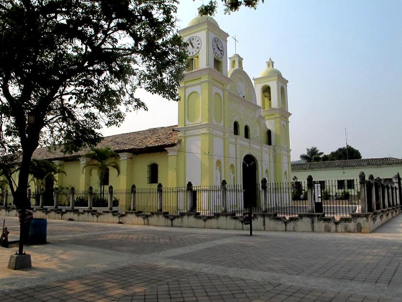 iglesia colonial honduras: