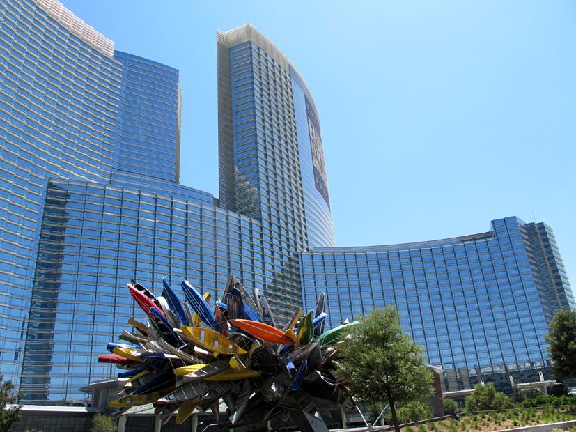 Usa 209 Nevada Las Vegas El Culto A La