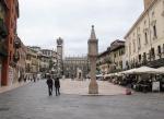 ITALIA 5. (VERONA) LA PLAZA DE DEL ERBE