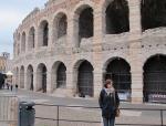 ITALIA 6. (VERONA) LA FAMOSISIMA ARENA