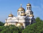 BULGARIA 8. (VARNA) LA CATEDRAL CONSTRUIDA EN 1879 POR DECISION EXPRESA DE LOS HABITANTES