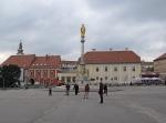 CROACIA 11. (ZAGREB) LA FUENTE DE LA MADRE DE DIOS