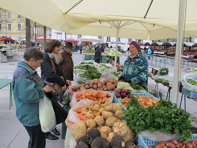eslovenia 15 lubianca su famoso mercado al aire libre