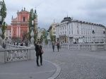 ESLOVENIA 7 (LUBIANCA). ES LA CAPITAL CUENTA CON MAS 280.000 HABITANTES