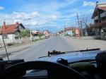 SERBIA 3. INCREIBLE, EN PEQUENA POBLACION NO HAY MAS QUE GARAJES MECANICOS