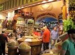 ESTAMBUL 93. (EL GRAN BAZAR) ALGUNOS LOCALES SON PUNTOS GOURMETS