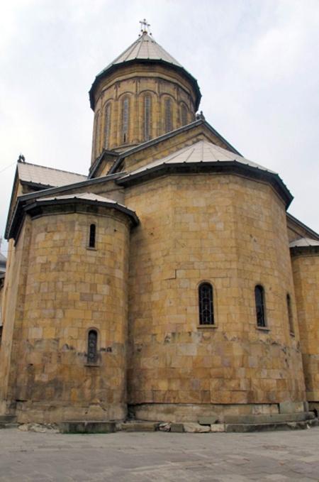 GEORGIA 61. (TIFLIS-LA CATEDRAL SIONI) ESTA SITUADA EN LA CIUDAD HISTORICA SIONIS KUCHA