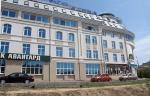 RUSIA 1° ENTRADA 11. (ASTRACAN) NUESTRO HOTEL DELANTE