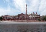 RUSIA 1° ENTRADA 13. (ASTRACAN) LA ESTACION MUNICIPAL DE ELECTRICIDAD DE 1916