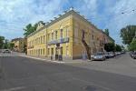 RUSIA 1° ENTRADA 16. (ASTRACAN) LA IMPRESION ES DE TENER CALLES MUY LIMPIAS Y DESPEJADAS