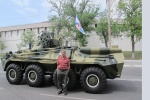 RUSIA 1° ENTRADA 42. (ASTRACAN ESTE CUATRO 4X4 ES MEJOR QUE EL NUESTRO