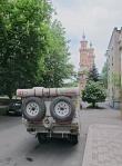 RUSIA 1° ENTRADA 5. (VLADIKAVKAZ) FUE FUNDADA EN 1784 TIENE UNA POBLACION DE UNOS 314.500 HABITANTES