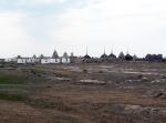 KAZAQUISTAN 1° ENTRADA 29. (EN RUTA A ATYRAOU) CEMENTERIOS 5
