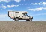 KAZAQUISTAN 1° ENTRADA 38. (EN RUTA A ATYRAOU) EL VIAJE HA SIDO BASTANTE MONOTONO
