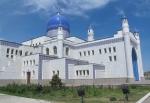 KAZAQUISTAN 1° ENTRADA 42. (ATYRAOU) MEZQUITA MUSLMANA, ESTE PAIS ES TOLERANTE PARA LAS RELIGIONES