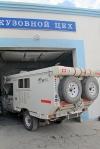 KAZAQUISTAN 1° ENTRADA 48. (ATYRAOU) HACIENDO CAMBIO DE ACEITE
