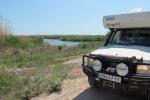 KAZAQUISTAN 1° ENTRADA 59. (MAR CASPIO) LAS CONFUSAS ORILLAS DEL MAR 3