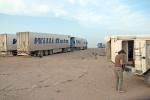 KAZAQUISTAN 1° ENTRADA 70. (CON DESTINO A UZBEKISTAN) LOS CONDUCTORES DE LOS CAMIONES DE WILLI BETZ DICEN QUE IGNORAN EL CONTENIDO DE SUS CAMIONES QUE VA AL EJERCITO AMERICANO EN AFGANISTAN