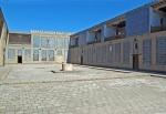 UZBEKISTAN 108 ( KHIVA MONUMENTAL) PALACIO DE TASH-KHAULI, EL HAREN OCUPADA APROXIMADAMENTE LA MITAD DEL AREA DEL COMPLEJO