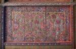 UZBEKISTAN 120 ( KHIVA MONUMENTAL) PALACIO DE TASH-KHAULI, TECHOS EN MADERA POLICROMADOS 2