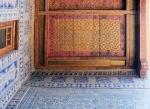 UZBEKISTAN 122 ( KHIVA MONUMENTAL) PALACIO DE TASH-KHAULI, TECHOS EN MADERA POLICROMADOS 4