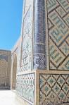 UZBEKISTAN 183 (LA BUJARA MONUMENTAL) MEZQUITA DE KALYAN, DETALLES 3