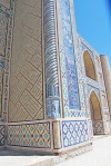 UZBEKISTAN 204 (LA BUJARA MONUMENTAL) MADRAZA ULUGBEK, DETALES 1