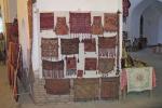 UZBEKISTAN 211 (LA BUJARA MONUMENTAL) EL MERCADO TOKI ZARGARON, SE ENCUENTRA UN POCO DE TODO