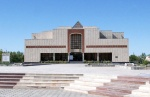 UZBEKISTAN 39 (CIUDAD DE NUKUS EL MUSEO IGOR SAVITSKY) TIENE LA MAS GRANDE COLECCION DE LA PINTURA VARGUANDISTA RUSA, SOLAMENTE POR VISITAR ESTE MUSEO MERECE LA PENA IR A UZBEKISTAN