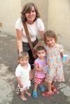 UZBEKISTAN 77 (LA VIDA EN KHIVA) ES IMPRESIONANTE LA RIQUEZA DE ETNICA DE ESTE PAIS