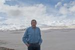 KIRGUISTAN 79 (PAMIR, HACIA LA FRONTERA CHINA) A PARTIR DE AQUI ESTA PROHIBIDO FOTOGRAFIAR