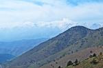 UZBEKISTAN 325 (HACIA FERGANA) EL GRAND TCHIMGAN 3.309 METROS EL PICO MAS ALTO DE LA CORDILLERA TACHATKA