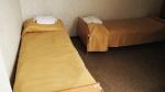KAZAQUISTAN -2° ENTRADA 5 (ALMATY) HOTEL 4**** AIMA-ATA, SEGUNDO DORMITORIO