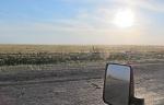 KAZAQUISTAN -2° ENTRADA 47 (EN RUTA A SEMEY) AUN ES PREOCUPANTES LOS NIVELES DE RADIACTIVIDAD EN ALGUNAS ZONAS EN QUE LA GENTE RECOGE LENA Y PASTA EL GANADO