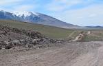 MONGOLIA 22 (HACIA KHOVB) POCO A POCO NOS ACERCAMOS A LAS ESTRIBACIONES DE LOS MONTES ALTAY