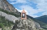 SIBERIA. 1° ENTRADA 47.(DE CAMINO A KOSH-AGACH) MONUMENTO A LOS COMBATIENTES DE LA GUERRA
