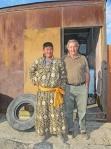 MONGOLIA 131 (HACIA ARVAYHEER) BAYANHONGOR, EL DUENO DEL TALLER