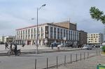 MONGOLIA 153 (ARVAYHEER) TIENE UNA POBLACION DE UNOS 22.000 HABITANTES. VISTA DE EL TEATRO MUNICIPAL