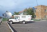 MONGOLIA 158 (ARVAYHEER) APARCADOS EN LA CALLE MAS COMERCIAL