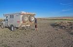 MONGOLIA 184 (GOBI- GUCHIN US) PREPARANDONOS PARA ACAMPAR...