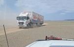 MONGOLIA 222 (GOBI- DE BOGD SUM A BULGAN) PARECE QUE VIENEN DE LA POBLACION DE DALANZADGAD, LA UNICA IMPORTANTE DEL GOBI