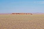 MONGOLIA 246 (BAYANZAG) CONSIDERADO COMO EL SANTUARIO DE LOS DINOSAURIOS, ESTA UNOS 20 KM NORESTE BULGAN