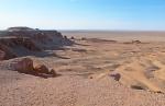 MONGOLIA 254 (BAYANZAG) EL LUGAR RECONOCIDO A NIVEL MUNDIAL POR EL NUMERO DE HUEVOS DE DINOSAURIOS DEL CRETACICO QUE SE HAN ENCONTRADO