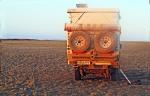 MONGOLIA 263 (BAYANZAG) ES UN PRIVILEGIO PODER DORMIR AL LADO DE UN SANTUARIO DE MAS 145.000.000 DE AÑOS