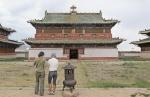MONGOLIA 336 (KARAKORUM-EL MONASTERIO DE ERDENE ZUU) EL GRAN TEMPLO ZUU DE BUDA, TEMPLO DEDICADO A BUDA ADULTO