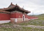 MONGOLIA 459 (EL MONASTERIO DE AMARBAYASGALANT) ES EL SEGUNDO MONASTERIO MAS IMPORTANTE DEL PAIS