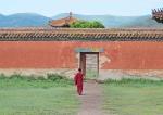 MONGOLIA 483 (EL MONASTERIO DE AMARBAYASGALANT) DURANTE LAS PURGAS ESTALINISTAS DE 1937 MUCHOS DE LOS MONJES FUERON EJECUTADOS POR EL REGIMEN COMUNISTA