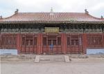 MONGOLIA 485 (EL MONASTERIO DE AMARBAYASGALANT) FUE UNO DE LOS POCOS MONASTERIOS EN MONGOLIA QUE SE ESCAPARON EN PARTE LA DESTRUCCION COMUNISTA