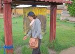 MONGOLIA 491 (EL MONASTERIO DE AMARBAYASGALANT) LOS MOLINOS DE ORACIONES CUADRADOS NO SUELEN SER FRECUENTES